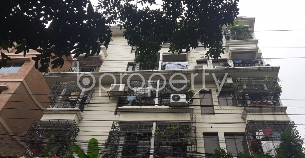 Outside view - 3 Bed Apartment for Sale in Lalmatia, Dhaka - 1931669