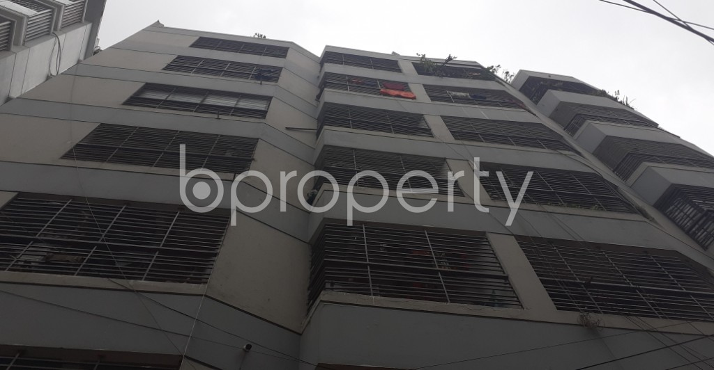 Outside view - 2 Bed Apartment to Rent in Lalmatia, Dhaka - 1931671