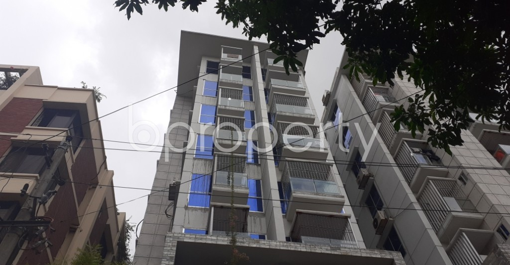 Outside view - 3 Bed Apartment to Rent in Lalmatia, Dhaka - 1931672