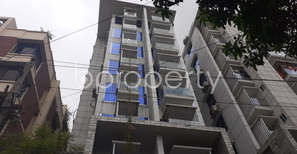 Outside view - 3 Bed Apartment to Rent in Lalmatia, Dhaka - 1931674