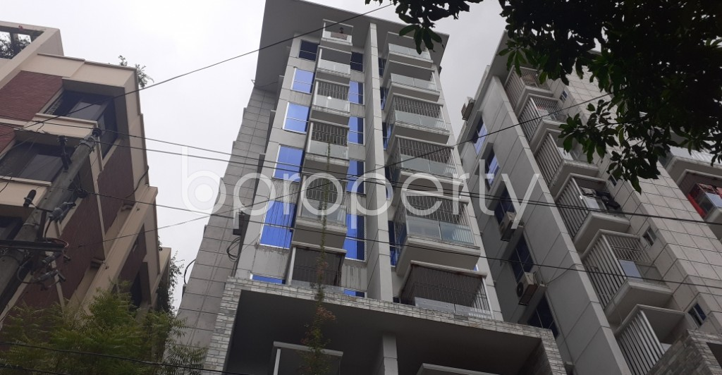 Outside view - 3 Bed Apartment to Rent in Lalmatia, Dhaka - 1931675