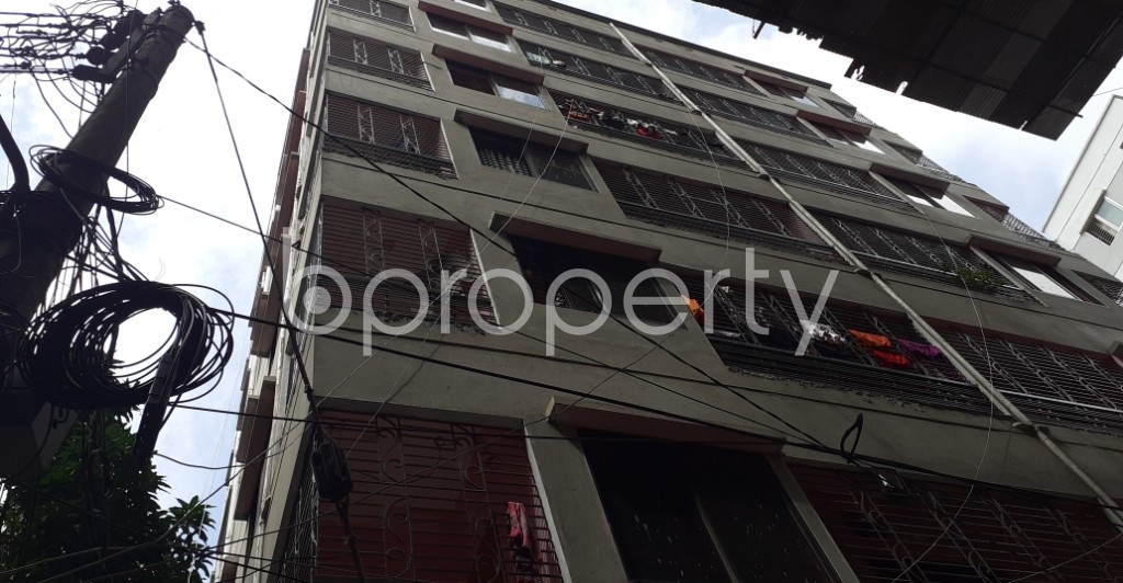 Outside view - 3 Bed Apartment to Rent in Agargaon, Dhaka - 1931681