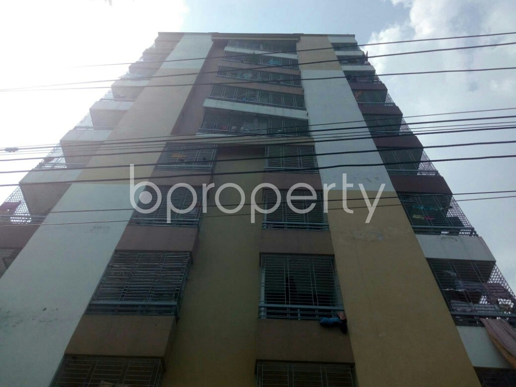 Front view - 4 Bed Apartment for Sale in Uttar Khan, Dhaka - 1931885