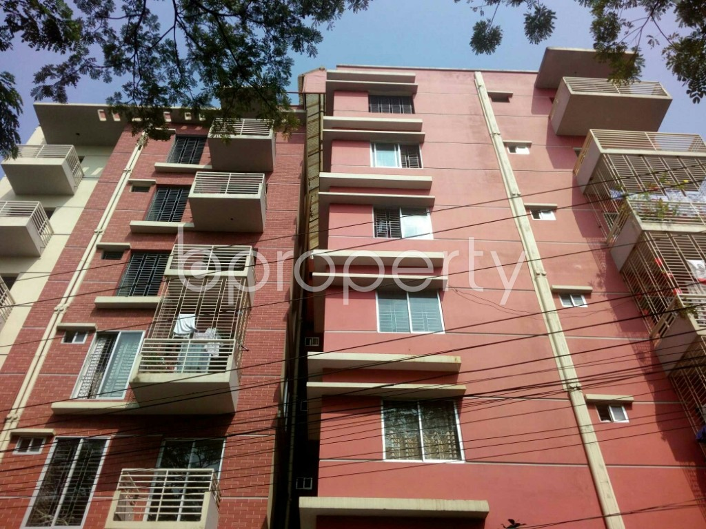 Front view - 3 Bed Apartment for Sale in Uttar Khan, Dhaka - 1931920