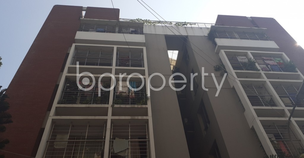 Front view - 3 Bed Apartment to Rent in Mohammadpur, Dhaka - 1929680