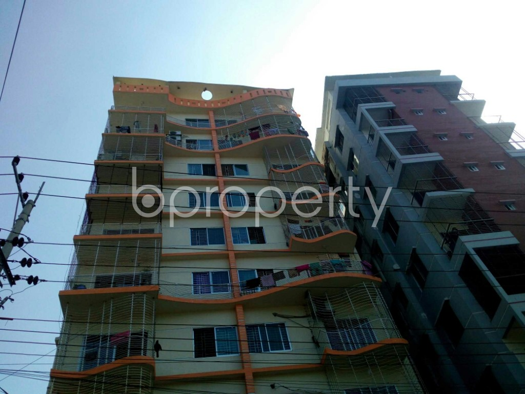 Front view - 3 Bed Apartment to Rent in East Nasirabad, Chattogram - 1932022