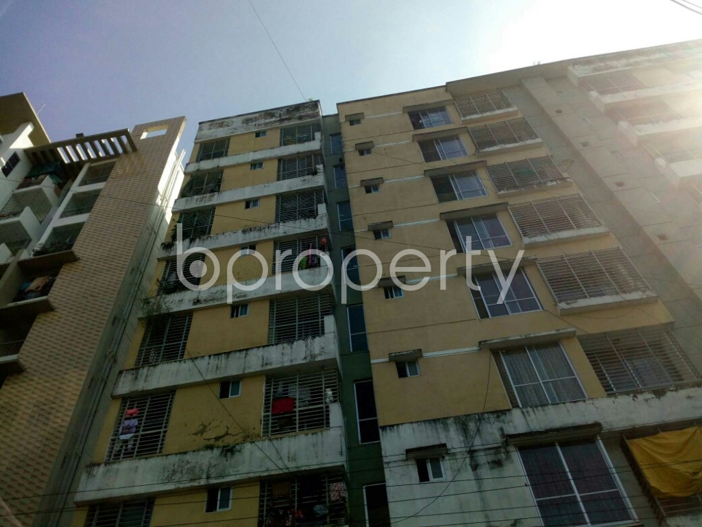 Front view - 2 Bed Apartment for Sale in East Nasirabad, Chattogram - 1932032