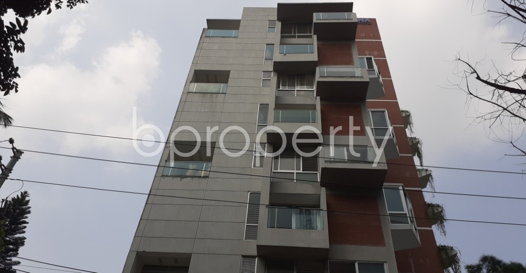 Front view - 3 Bed Apartment for Sale in Gulshan, Dhaka - 1932113