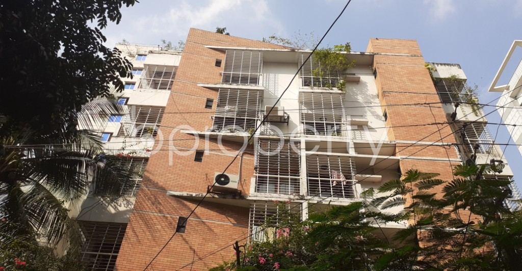 Front view - 3 Bed Apartment to Rent in Gulshan, Dhaka - 1932147
