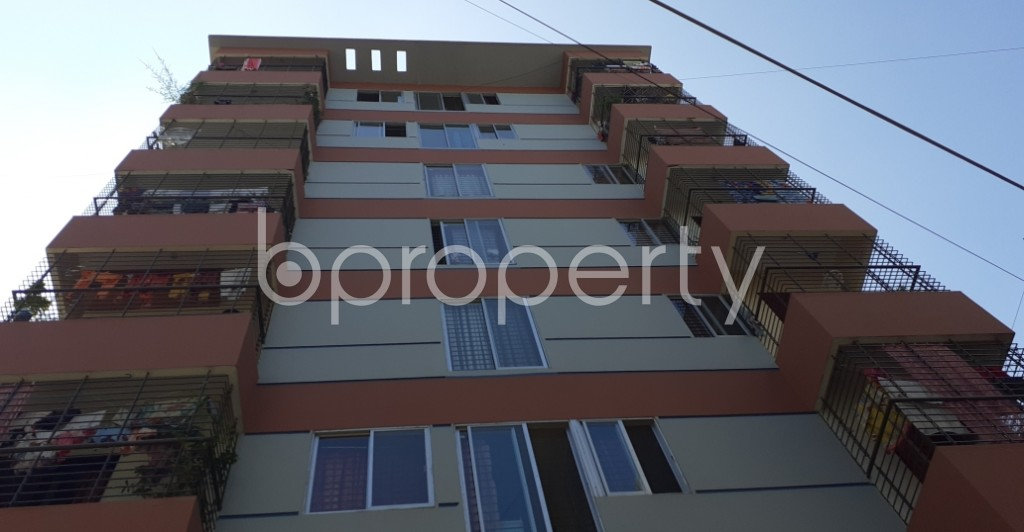 Front view - 2 Bed Apartment for Sale in 9 No. North Pahartali Ward, Chattogram - 1932157