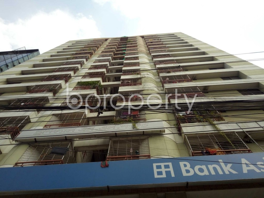 Outside view - 3 Bed Apartment for Sale in Maghbazar, Dhaka - 1932195