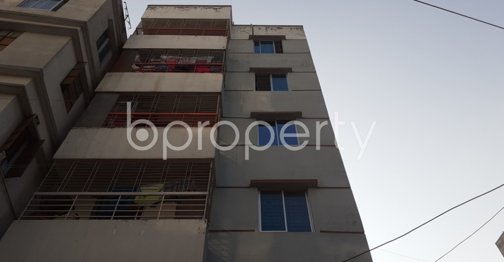 Front view - 2 Bed Apartment for Sale in Dhanmondi, Dhaka - 1932271