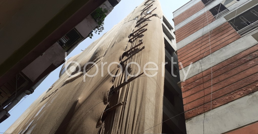 Outside view - 3 Bed Apartment for Sale in Dhanmondi, Dhaka - 1932277