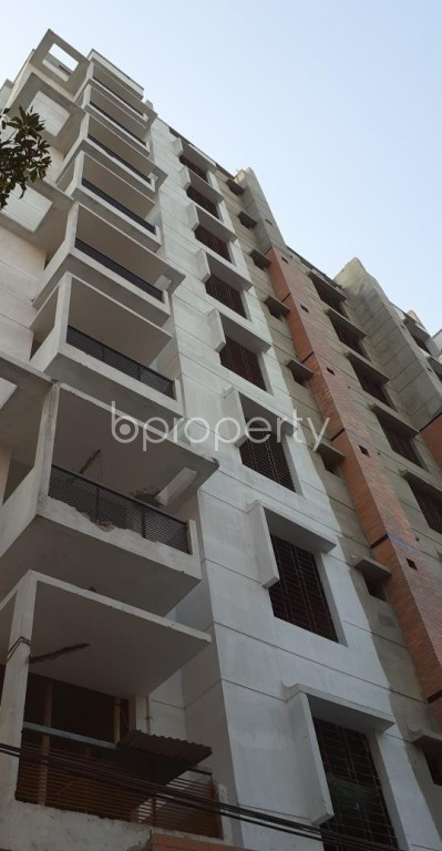 Outside view - 3 Bed Apartment for Sale in Kalabagan, Dhaka - 1932328