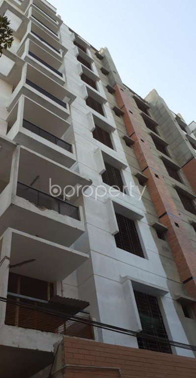 Outside view - 3 Bed Apartment for Sale in Kalabagan, Dhaka - 1932329
