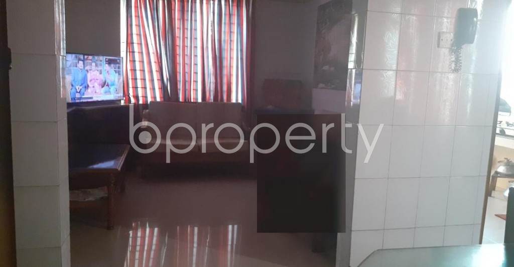 Dine/Dining - 3 Bed Apartment for Sale in Mohammadpur, Dhaka - 1932199
