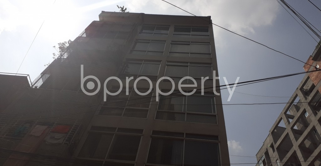 Front view - 2 Bed Apartment for Sale in Motijheel, Dhaka - 1932359