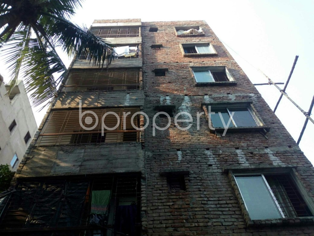 Front view - 2 Bed Apartment for Sale in Mirpur, Dhaka - 1932381