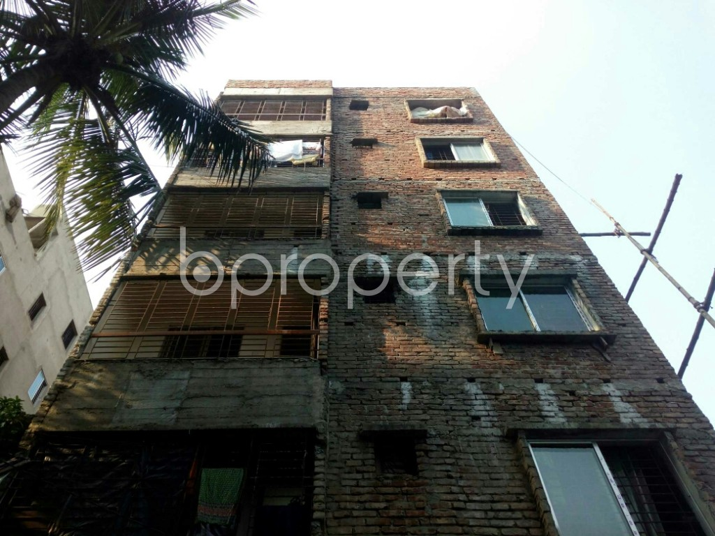 Front view - 2 Bed Apartment for Sale in Mirpur, Dhaka - 1932382