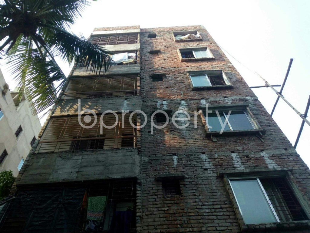 Front view - 2 Bed Apartment for Sale in Mirpur, Dhaka - 1932383
