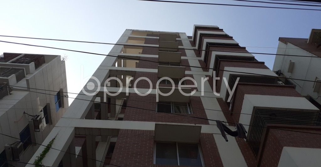 Front view - 3 Bed Apartment for Sale in Mirpur, Dhaka - 1932426