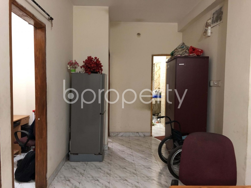 Dining area - 3 Bed Apartment for Sale in Mirpur, Dhaka - 1911890