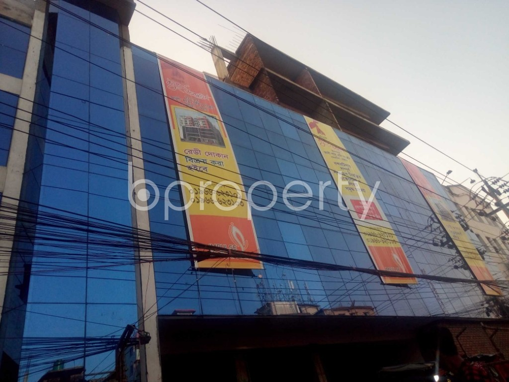 Outside view - Shop for Sale in Halishahar, Chattogram - 1932578