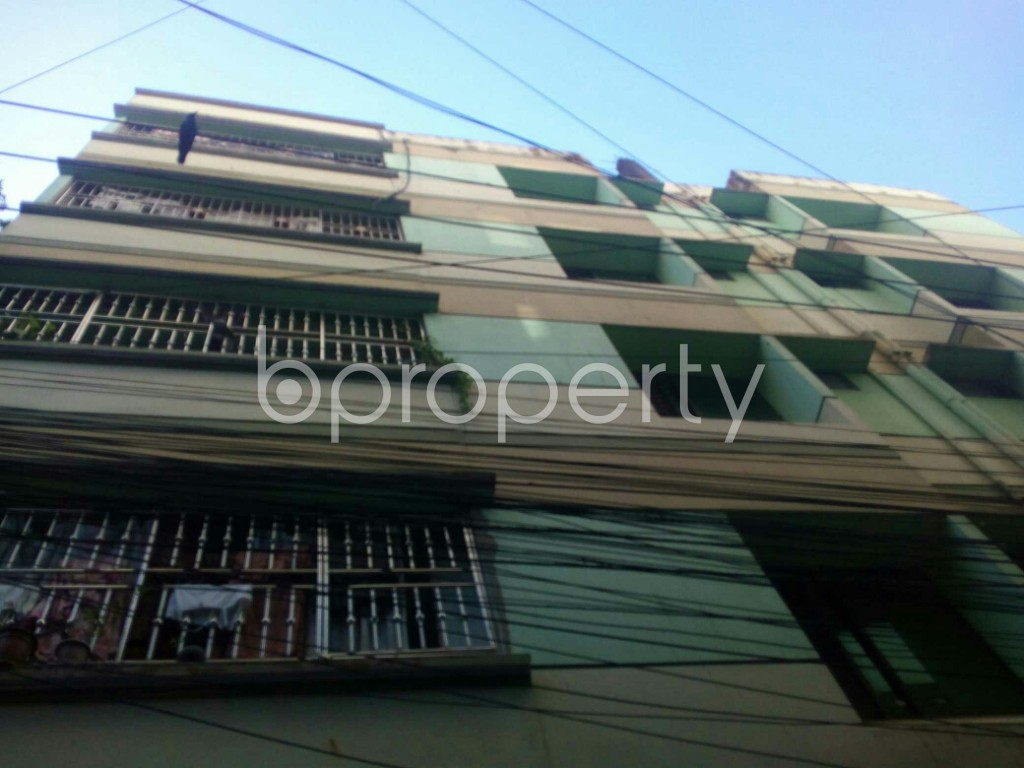 Front view - 3 Bed Apartment to Rent in East Nasirabad, Chattogram - 1932745