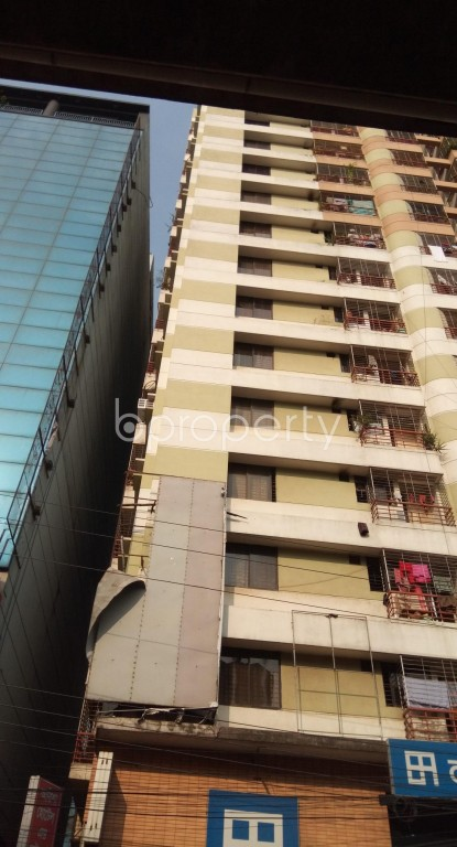 Outside view - 3 Bed Apartment for Sale in Maghbazar, Dhaka - 1932990