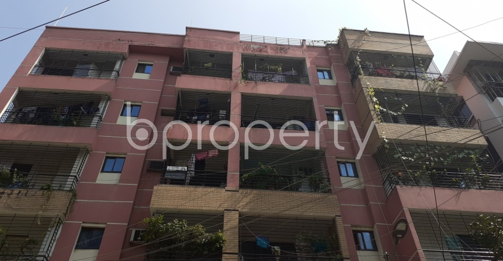 Front view - 3 Bed Apartment for Sale in Dhanmondi, Dhaka - 1933032