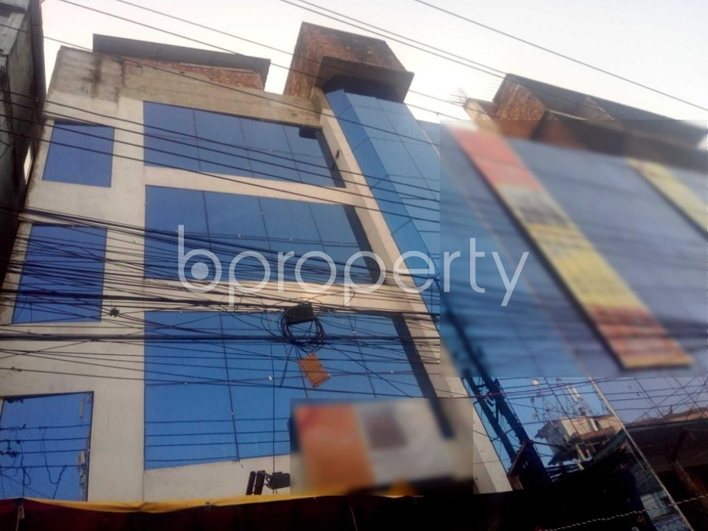 Outside view - Shop for Sale in Halishahar, Chattogram - 1933048