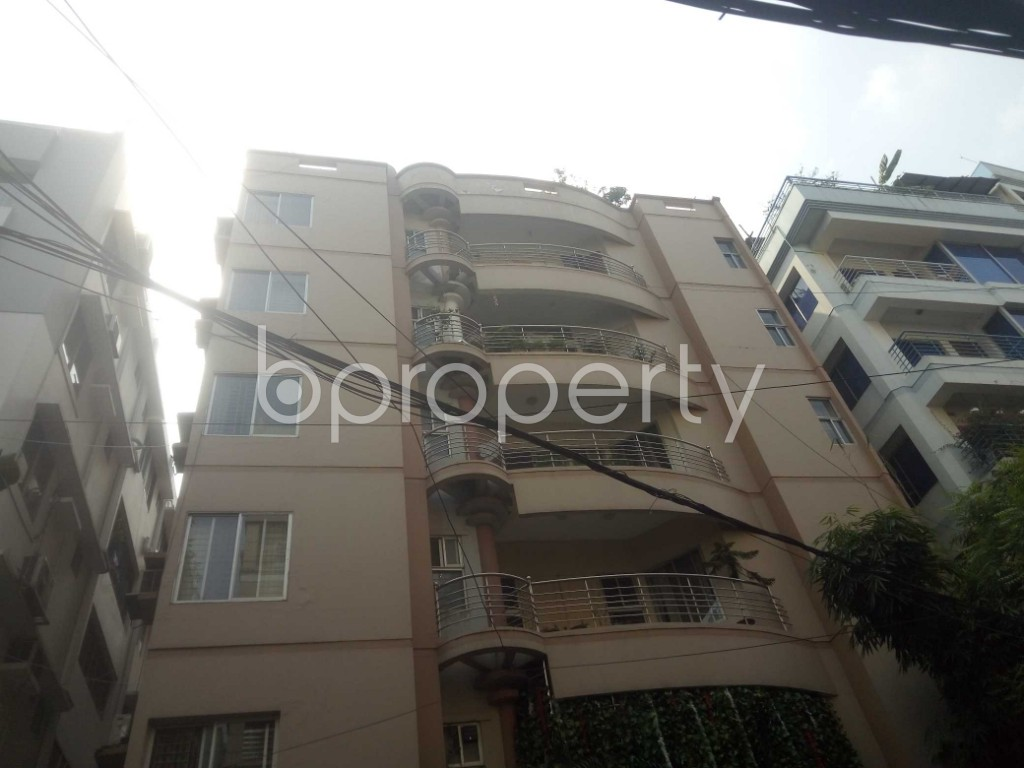 Outside view - 4 Bed Apartment to Rent in Baridhara DOHS, Dhaka - 1933135