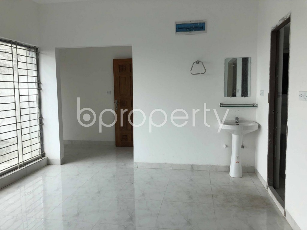 Dining area - 3 Bed Apartment to Rent in Uttara, Dhaka - 1914565
