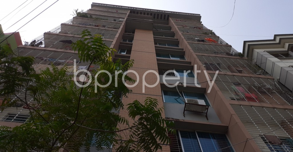 Front view - 2 Bed Apartment for Sale in Gazipur Sadar Upazila, Gazipur - 1933184