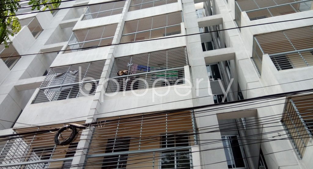 Outside view - 2 Bed Apartment for Sale in Maghbazar, Dhaka - 1933226