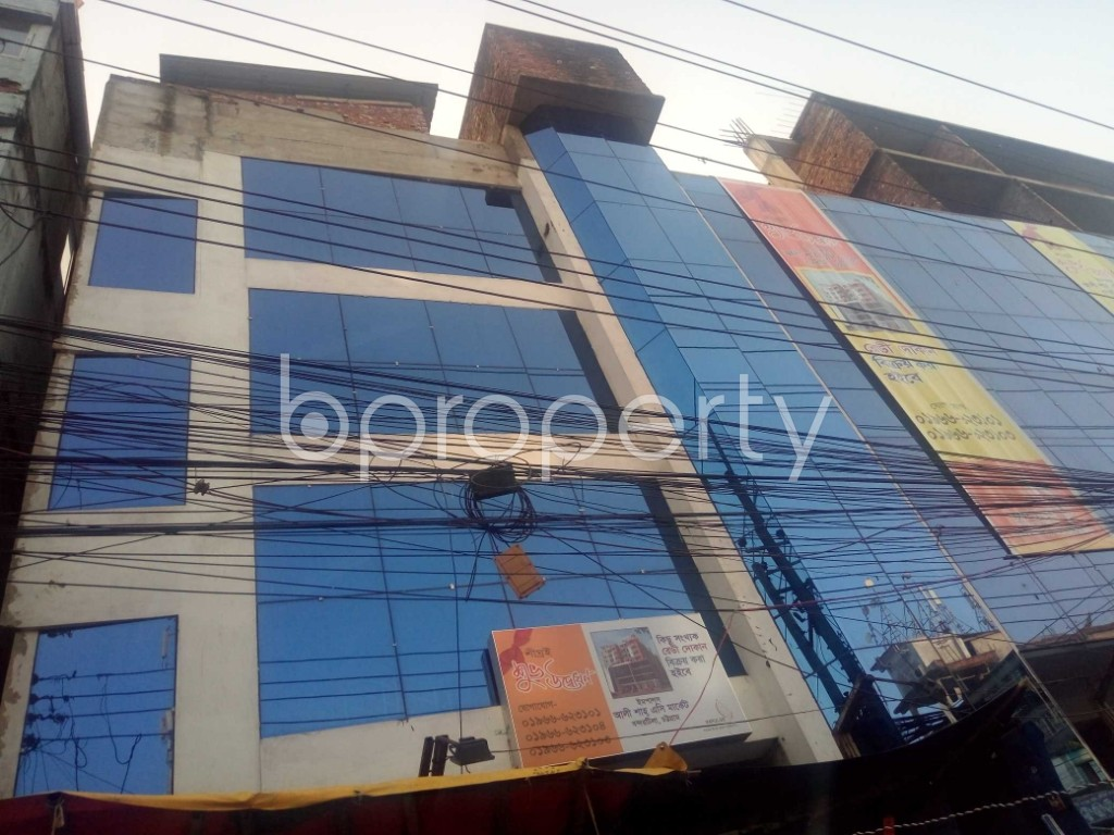 Outside view - Shop for Sale in Halishahar, Chattogram - 1933292