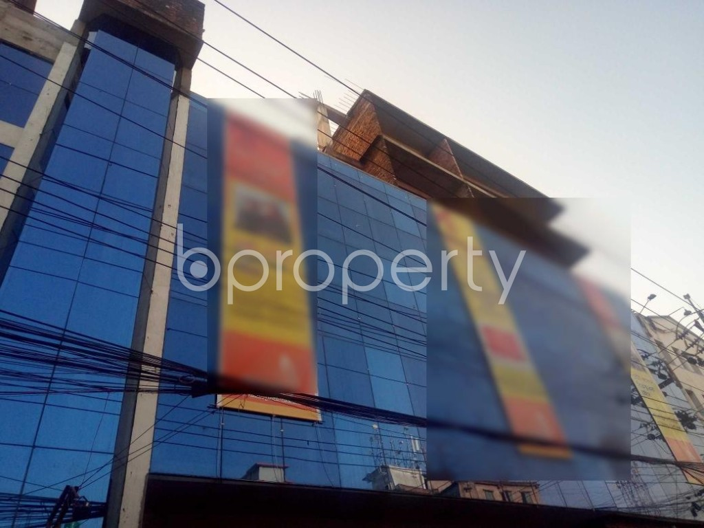 Outside view - Shop for Sale in Halishahar, Chattogram - 1933298