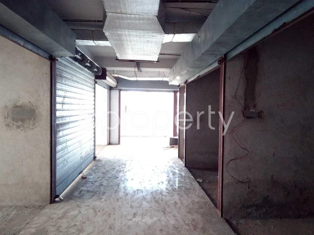 Commercial inside - Shop for Sale in Halishahar, Chattogram - 1933299