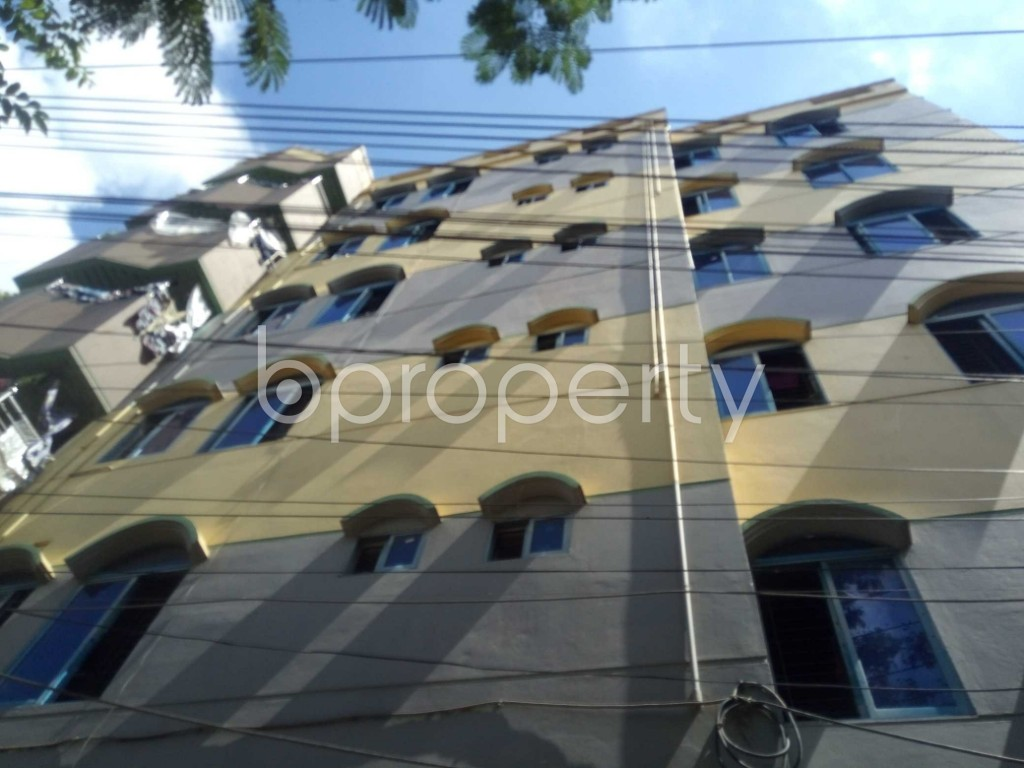 Front view - 2 Bed Apartment to Rent in Bakalia, Chattogram - 1933393