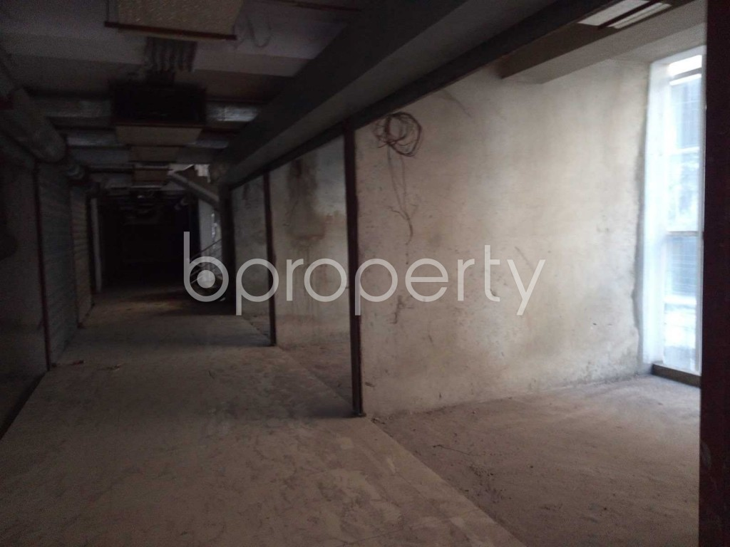 Commercial inside - Shop for Sale in Halishahar, Chattogram - 1933302