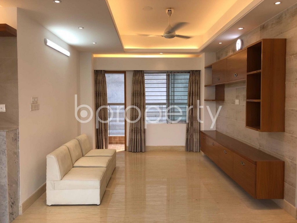 Empty Room - 3 Bed Apartment to Rent in Uttara, Dhaka - 1914564