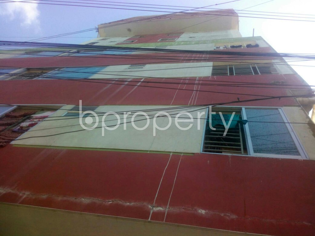 Outside view - Office for Sale in 4 No Chandgaon Ward, Chattogram - 1933404