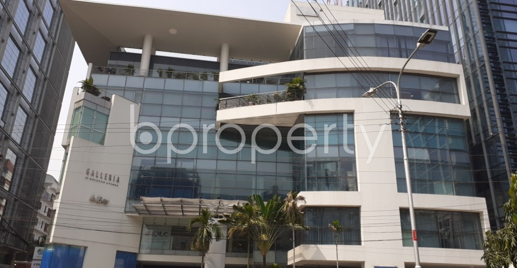Front view - Office to Rent in Gulshan, Dhaka - 1933424