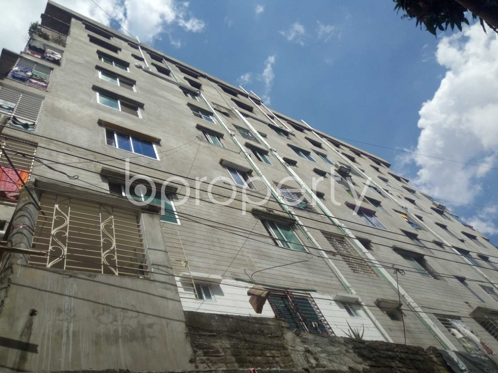 Front view - 1 Bed Apartment to Rent in Bakalia, Chattogram - 1933420