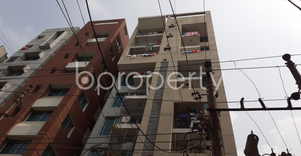Outside view - 3 Bed Apartment for Sale in Dhanmondi, Dhaka - 1933541