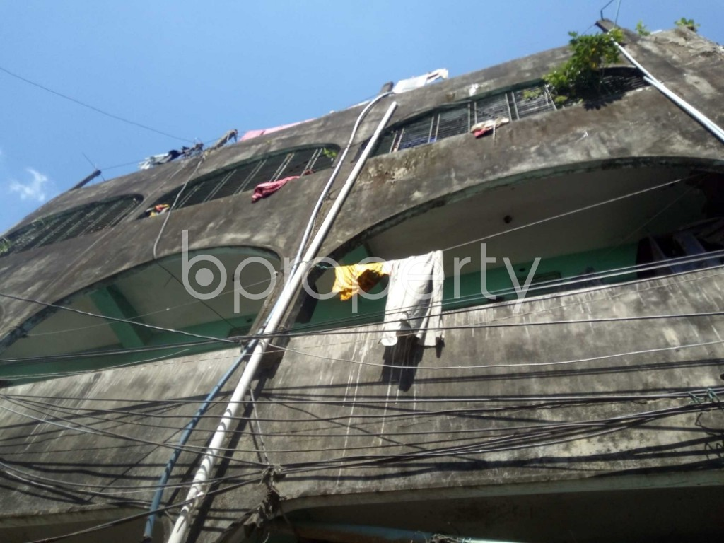 Front view - 1 Bed Apartment to Rent in Bakalia, Chattogram - 1933485