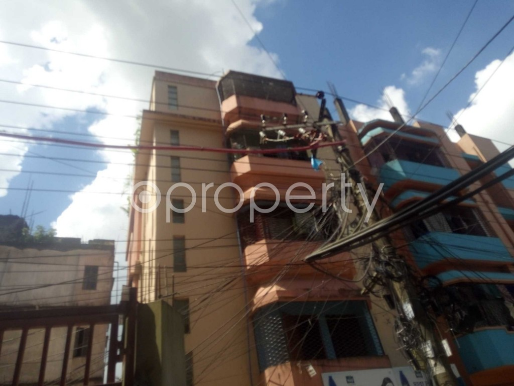 Front view - 2 Bed Apartment to Rent in Bakalia, Chattogram - 1933575