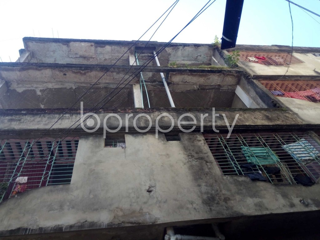 Front view - 2 Bed Apartment to Rent in Bakalia, Chattogram - 1933589