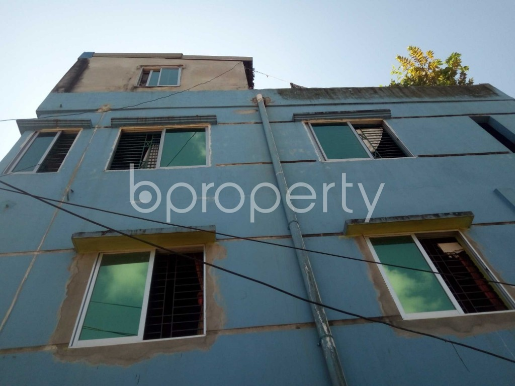 Front view - 2 Bed Apartment to Rent in Bakalia, Chattogram - 1933593