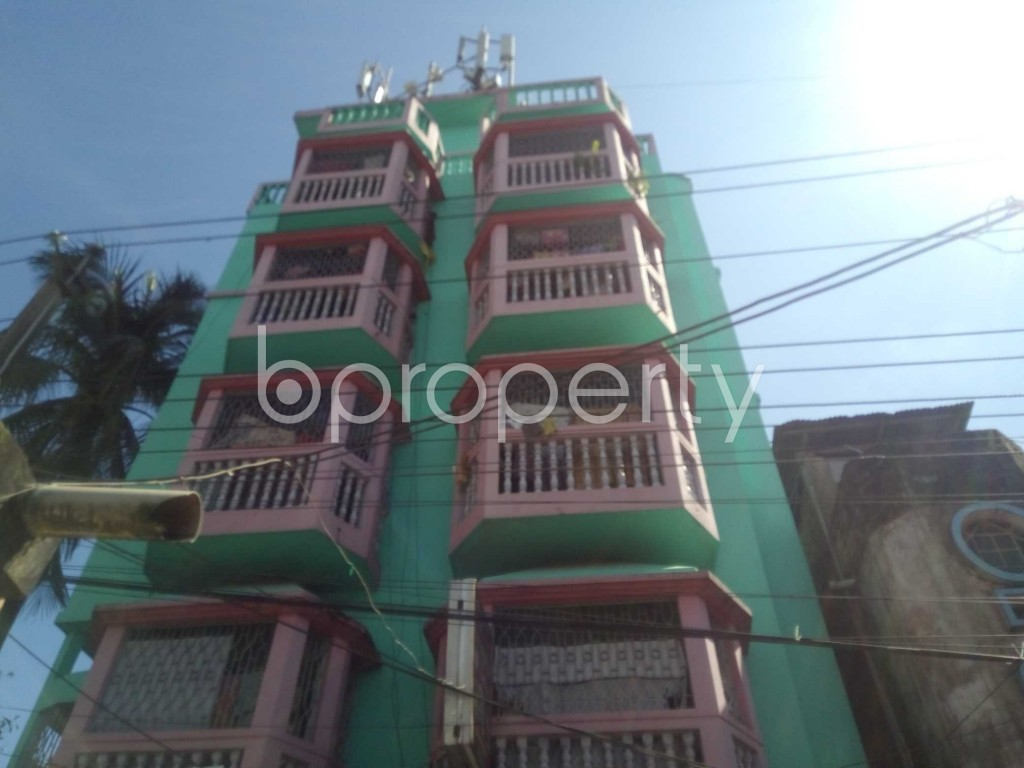 Front view - 2 Bed Apartment to Rent in Bakalia, Chattogram - 1933596